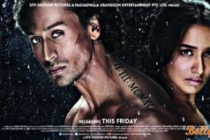 Catch the intense Poster of Tiger & Shraddha Starrer film Baaghi