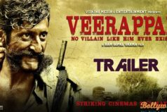 Catch The Gripping Trailer Of RGV upcoming film – Veerappan