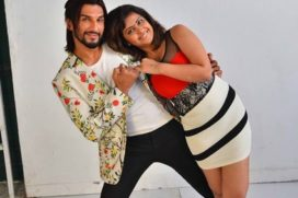 Actress Avika Gor and ManishRaisanghanisizzling photoshoot for Their Fans