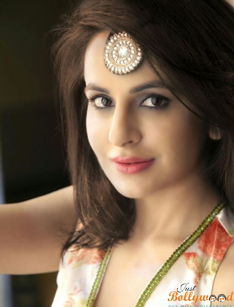 "Photo of The real me is very different from Sanchi, Kavya or Natasha."" Roop Durgapal"