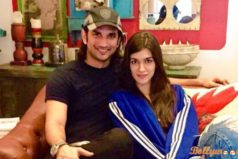 Kriti Sanon admits Sushant Singh Rajput keeps her on her toes