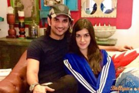 After Breakup Sushant S Rajput Takes Solace at Kriti Sanon