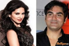 What's the next project of Sunny Leone with Arbaaz Khan