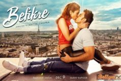 Catch the second poster of Romantic Drama called Befikre