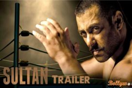 Catch the much awaited trailer from film Sultan featuring Salman & Anushka