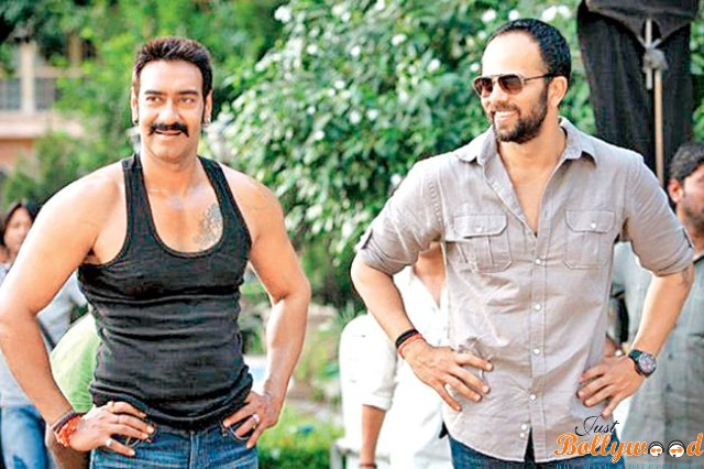 Ajay Devgn and Rohit shetty unite for Golmaal 4