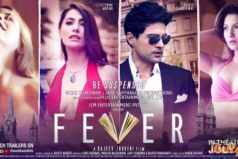 Catch Fever's New Poster with Rajeev Khandelwal & His 3 Gorgeous Ladies