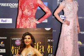 Catch The B Town Diva Dresses at IIFA 2016