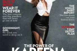 Catch the stunning Kareena over Vogue Cover page