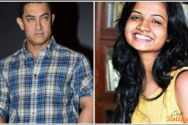 New singer Nayantara praised by Aamir Khan