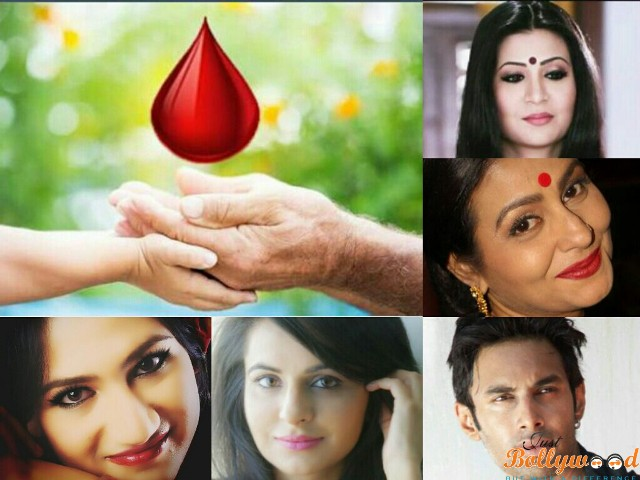 Photo of World Blood Donor Day 2016: Blood connects us all Telly Celeb stands for donating blood.