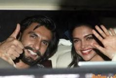 Ranveer Takes Deepika to a Holiday in Europe