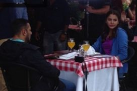 Salman Takes Anushka for a Lunch Date