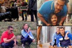 Dont miss them! Best pictures of salman and anushka from the sets of Sultan