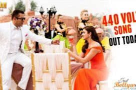 Catch '440 Volt' Song From Sultan