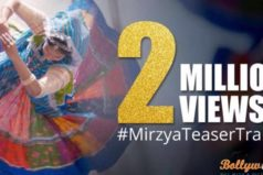 Mirzya's Official Trailer gets an overwhelming response