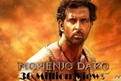 Mohenjo Daro' trailer Gets A whopping 30 million views all across the globe