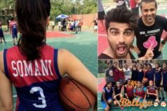 What's happening at the sets of Half Girlfriend?