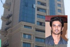 Catch Sushant Singh Rajput's new Apartment in Bandra