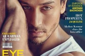 Catch Tiger Shroff on the Filmfare Magazine