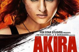 Catch another poster of Akira featuring Sonakshi Sinha in intense look