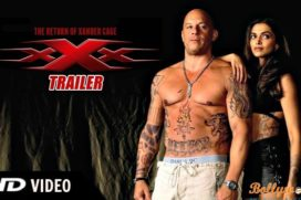 Catch the Official Trailer of xXx: Return of Xander Cage