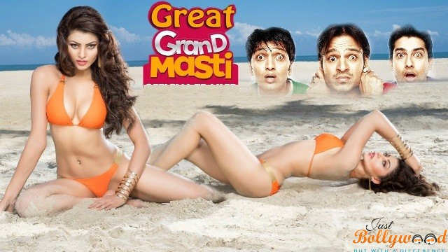 Great Grand Masti 2016 First Day At Box Office