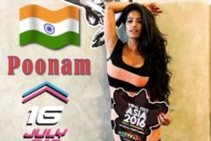 Poonam Pandey to represent INDIA at the Viral Fest Asia 2016