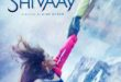 Shivaay new poster featuring Ajay and errica