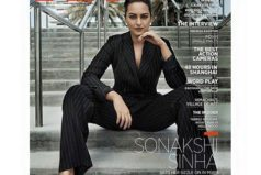Catch Sonakshi Sinha on Man's World Magazine cover page