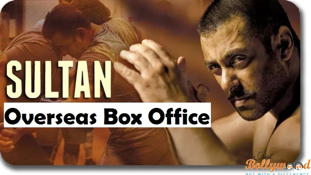 Sultan Overseas Box Office Collection