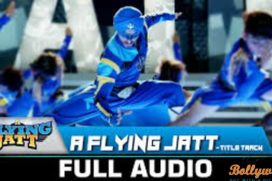 Catch A Flying Jatt's Title Track Featuring Tiger Shroff