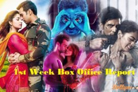 Raman Raghav 2.0 and Junooniyat 1st Week Box Office Report
