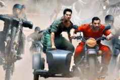 OMG: Dishoom's chase sequence the most expensive