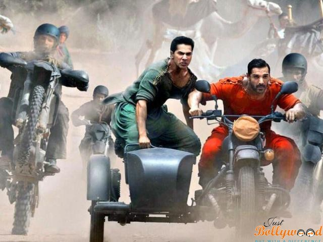 dishoom chasing song most expensive
