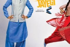 Catch the new poster of Happy Bhag Jayegi