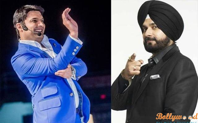 Photo of Sidhu sacked from The Kapil Sharma Show after his controversial comment.