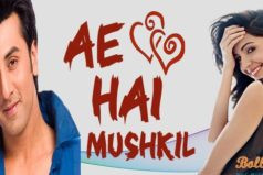 Trailer of Ae Dil Hai Mushkil To Release This Friday
