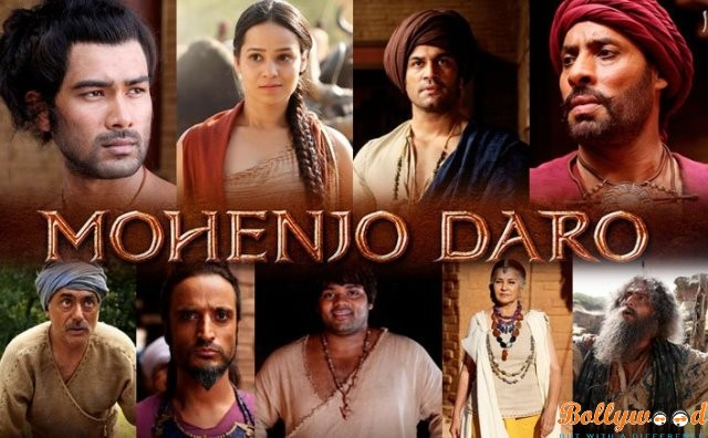 Character Posters Of Mohenjo Daro's Cast