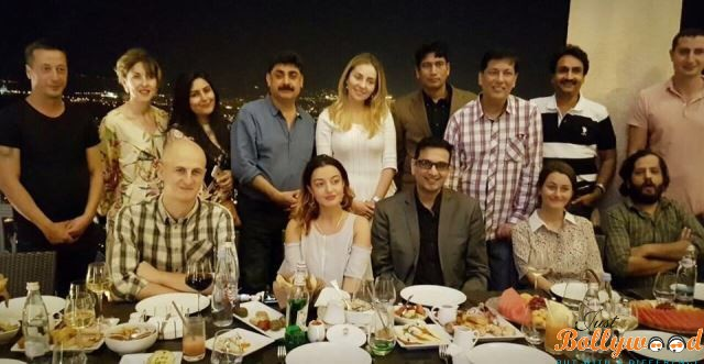 Ms Ketevan Bochorishvili, Mr Satish Reddy, Aashish Singh, Malvika Khatri, Vikesh Bhutani, Mr Kulmeet Makkar, Taran Adarsh, Asif Merch