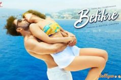 Catch another sizzling poster from Befikre