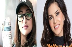 It's a Dolt of Sunny Leone via Cameo Joins Sonakshi Sinha in Noor