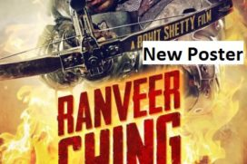Catch Ranveer Chings Returns Poster featuring him In A Badass Avatar!