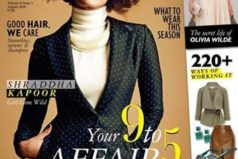 Catch Shraddha Kapoor in a never seen avatar at the Grazia magazine cover page