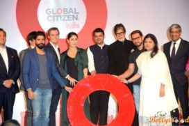 Aamir, Big B, Kareena & Farhan come together To Support Global Citizen Movement