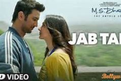 Catch Jab Tak Song From M.S. Dhoni – The Untold Story