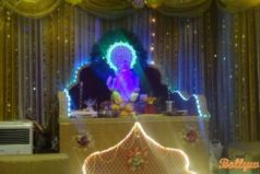Lyricist SAMEER uses ECO FRIENDLY GANPATI at Residence to control Pollution