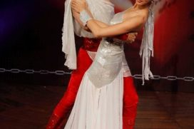 NCPA celebrates Ballroom dancing with Sandip Soparrkar and Alesia Raut 'Born to Love – Life story of Cupid