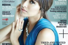 Catch Shraddha Kapoor Gracing over The Latest Cover Of Femina
