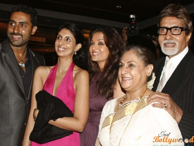 The Bachchans family